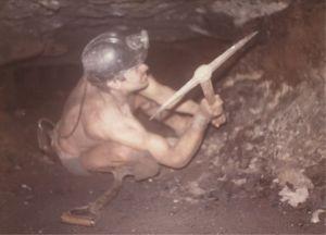 Miner artesanal