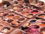 Marroc - Fez (tenyidors artesanals)